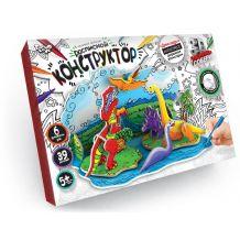 """Набір креативної творчості """"Розписний конструктор"""", Danko Toys, 3DK-01-04"""