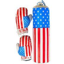 "Боксерский набор ""Америка"", Danko Toys, M-USA"