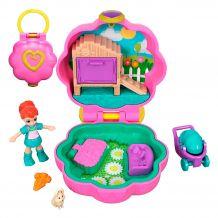 "Кишеньковий набір Polly Pocket ""Будиночок кролика"", Mattel, FRY29/ GCN08"