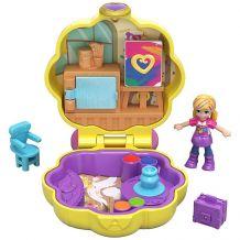 """Кишеньковий набір Polly Pocket """"Художня студія"""", Mattel, FRY29/ GCN10"""