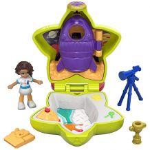"Кишеньковий набір Polly Pocket ""Подорож в космос"", Mattel, FRY29/ GCN09"