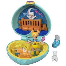 """Кишеньковий набір Polly Pocket """"Поллі няня"""", Mattel, FRY29/GFM51"""