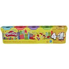 Пластилін Hasbro Play-Doh 5 банок, 560г, E8144/E8142