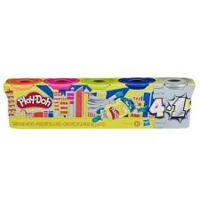 Пластилін Hasbro Play-Doh 5 банок, 560г, E8143/E8142