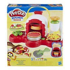 """Набір пластиліну Play-Doh """"Випікаємо піцу"""", E4576"""