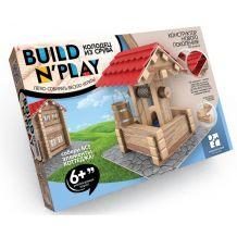 """Конструктор нового покоління """"Build'n'play. Колодязь"""", Danko Toys, BNP-01-02"""
