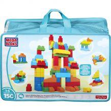 Конструктор Mega Bloks Делюкс 150 деталей в сумке, CNM43