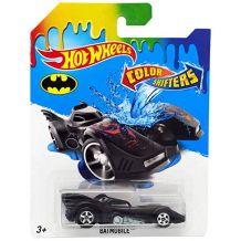 Машинка що змінює колір Batmobile Hot Wheels, BHR15/GBF30