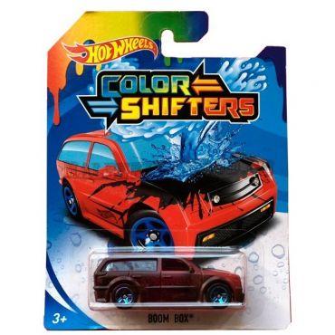 Машинка що змінює колір Boom Box Hot Wheels, BHR15/GBF26