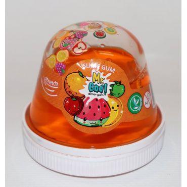 "Антистрес-лизун ""Mr. Boo з фруктами"", 80 г, ОКТО, 80025"