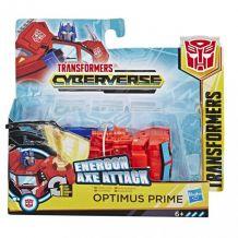 "Трансформер Кібервсесвіт ""Optimus Prime "", Hasbro, E3522/E3645"