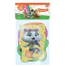 "Бебі-пазли ""44 Коти. Музична група"", Vladi Toys, VT1106-84"
