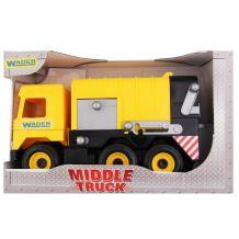 Машина Wader Middle truck Сміттєвоз, 39492