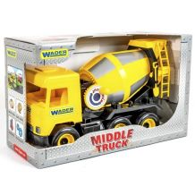 Машина Wader Middle truck Бетономішалка, 39493