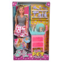 """Лялька Steffi """"Салон краси. Стильні улюбленці"""", Simba, 5733266"""