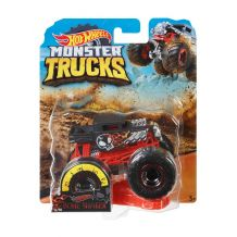 "Машина-позашляховик Bone Shaker Hot Wheels серії ""Monster Trucks"" Hot Wheels, FYJ44/GBT81"