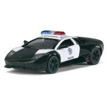 Модель Kinsmart Lamborghini Murcielago LP640 (Police), KT5317WP