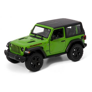 Модель Kinsmart 2018 Jeep Wrangler (Hard Top), KT5412WB