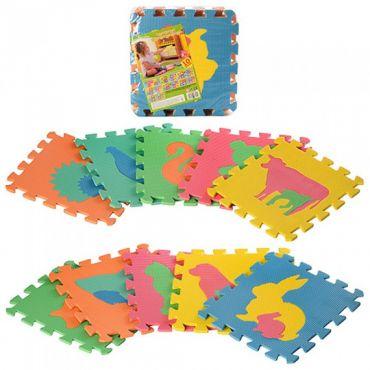 """Коврик-мозаика """"Животные"""", Toys, M 2738"""