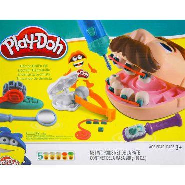 """Ігровий набір Play Doh (аналог) """"Містер зубастик"""", MK 1525"""