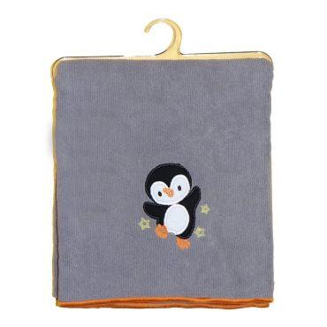 Рушник з мікрофібри Пінгвін 70х120см, Koala baby, 05-893