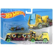 Машина дальнобійника HW Park 'N Play Hot Wheels, BDW51/GBF14