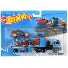 Машина дальнобійника HW Park 'N Play Hot Wheels, BDW51/GBF17