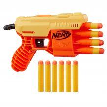 Бластер Nerf Alpha Strike – Фанг QS-4., Hasbro, E6973