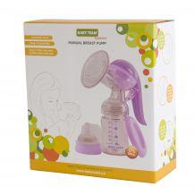 Молоковідсмоктувач механічний, Baby Team, 0090