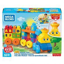"Конструктор Mega Bloks ""Музичний поїзд"", FWK22"
