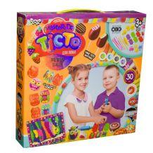 """Тісто для ліплення """"Master Do"""" 30 кольорів з мозаїкою, Danko Toys, TMD-03-06"""
