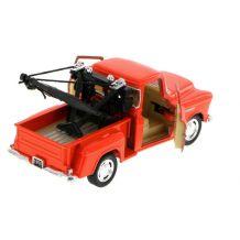 Модель Kinsmart 1955 Chevy Stepside Tow Truck, KT5378W