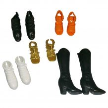 Взуття Barbie Для прогулянок літнє, Mattel, FCR91/FCR92
