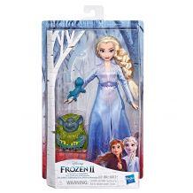 Набір Frozen Казкова історія Ельза троль і саламандра , Hasbro, E5496/E6660