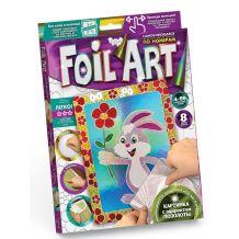 """Набір креативної творчості """"Foil Art"""", Danko Toys, FAR-01-07"""