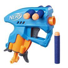 Бластер Nerf NanoFire синій, Hasbro, E0121/E0667