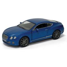 Модель Kinsmart 2012 Bentley Continental GT Speed, KT5369W