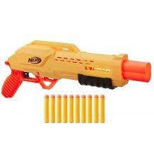 Бластер Nerf Alpha Strike – Tiger DB-2 , Hasbro, E7561