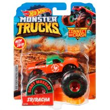 "Машина-позашляховик Spiracha Hot Wheels серії ""Monster Trucks"" Hot Wheels, FYJ44/GJF34"