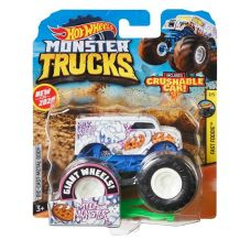 "Машина-позашляховик Milk Monster Hot Wheels серії ""Monster Trucks"" Hot Wheels, FYJ44/GJD92"