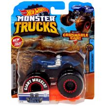"Машина-позашляховик Twin Mill Hot Wheels серії ""Monster Trucks"" Hot Wheels, FYJ44/GJD77"