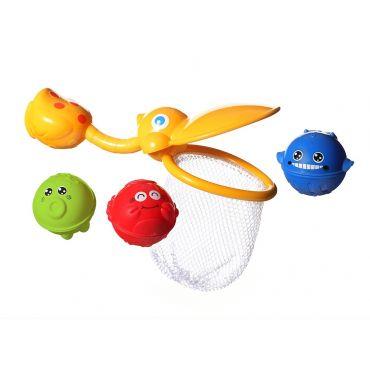 """Іграшка для ванни """"Пелікан Пако"""", BabyOno, 881"""