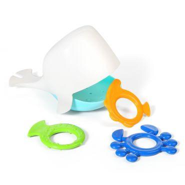"""Іграшка для ванни """"Кит Кіпер"""", BabyOno, 883"""