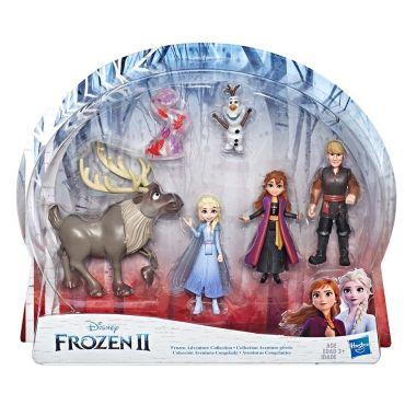 Ігровий набір Frozen 2 Колекція героїв, Hasbro, E5497