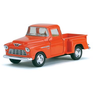 Модель Kinsmart 1955 Chevy Stepside Pick-up, KT5330W