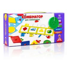 """Гра з фурнітурою """"Комбінатор"""" для найменших, Vladi Toys, VT2905-06"""