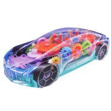 Машинка Concept Racing ( світло та звук), YJ388-48