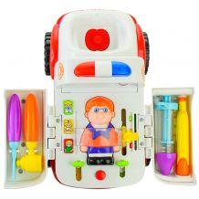 """Розвиваюча музична іграшка """"Швидка допомога"""", Країна іграшок, KI-7046"""
