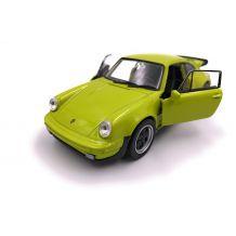 Модель машинки Porsche 911 Turbo, Welly, 43683