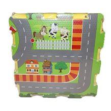"Килимок-мозаїка ""У селі"", Toys, 121521"